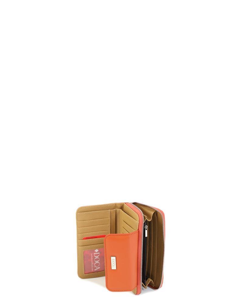 Πορτοφόλι πορτοκαλί