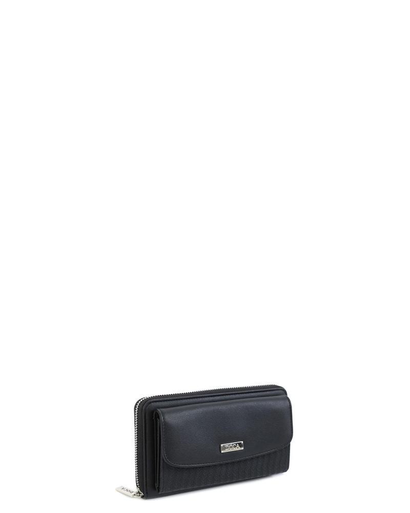 Πορτοφόλι μαύρο