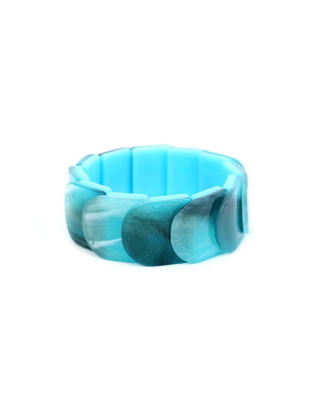 Βραχιόλι γαλάζιο