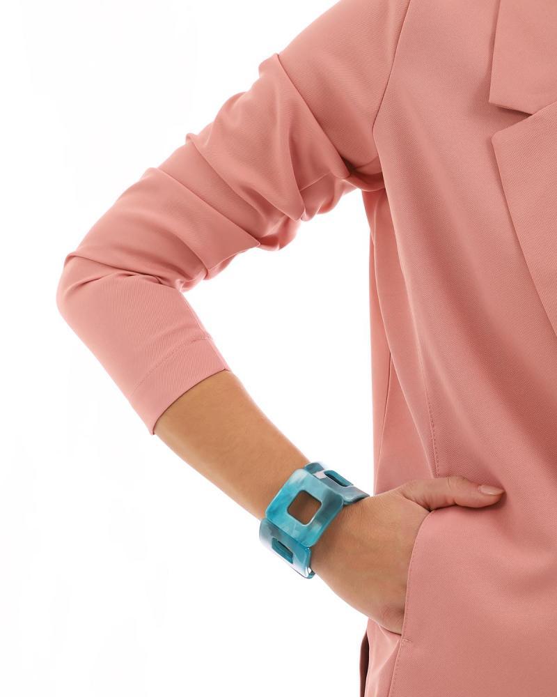 Light blue bracelet