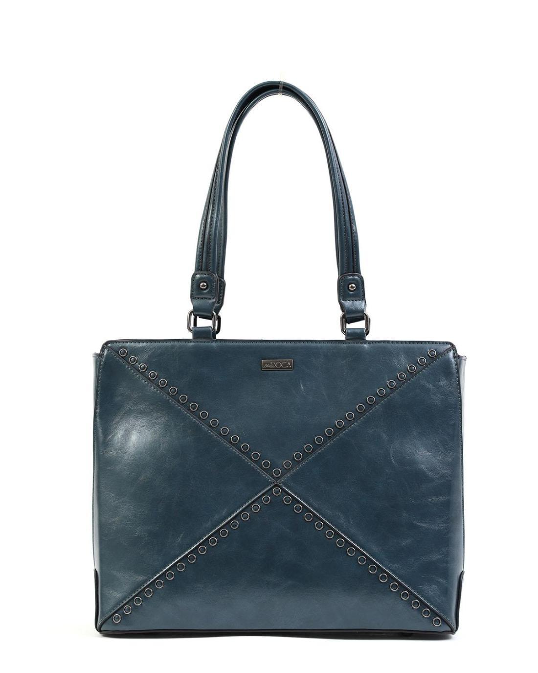 Καθημερινή τσάντα χειρός/ώμου μπλε