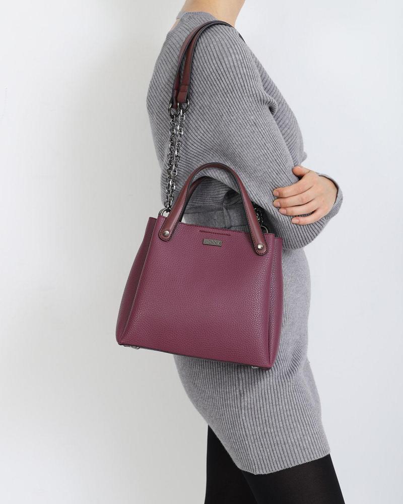 Khaki handtasche