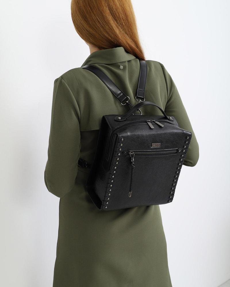 Τσάντα πλάτης κάμελ