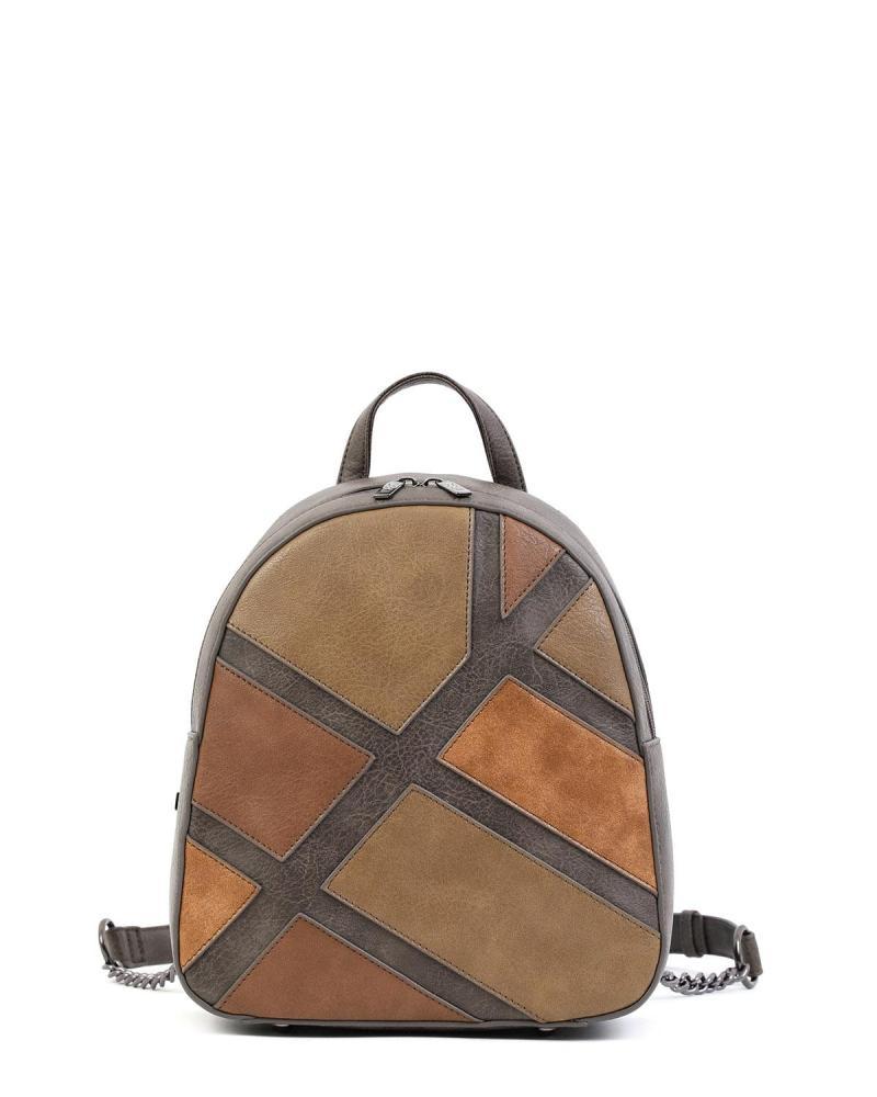 Graue rucksack