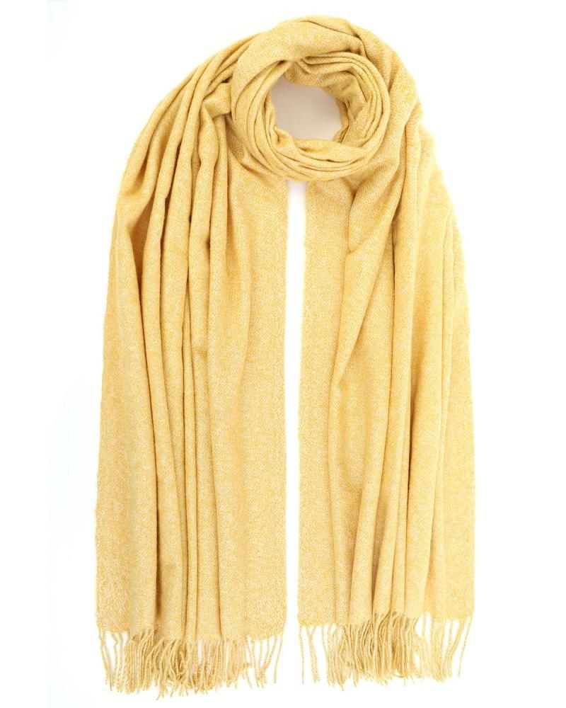 Gelb Schal