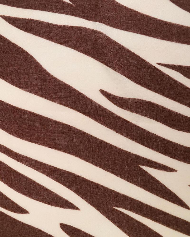 Φουλάρι animal print