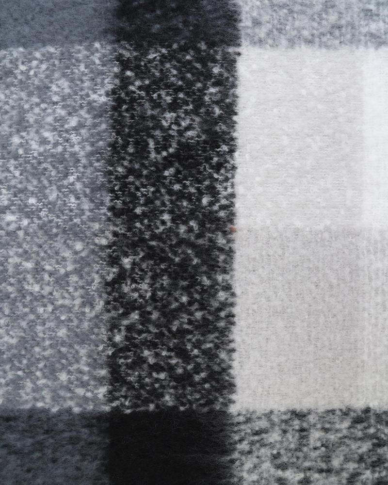 Schwarz schal