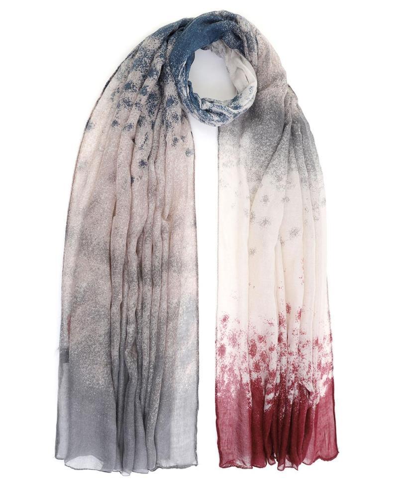Grau foulard