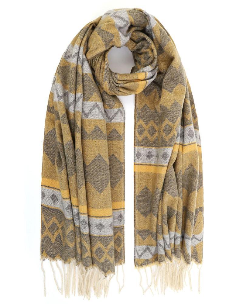 Gelb foulard