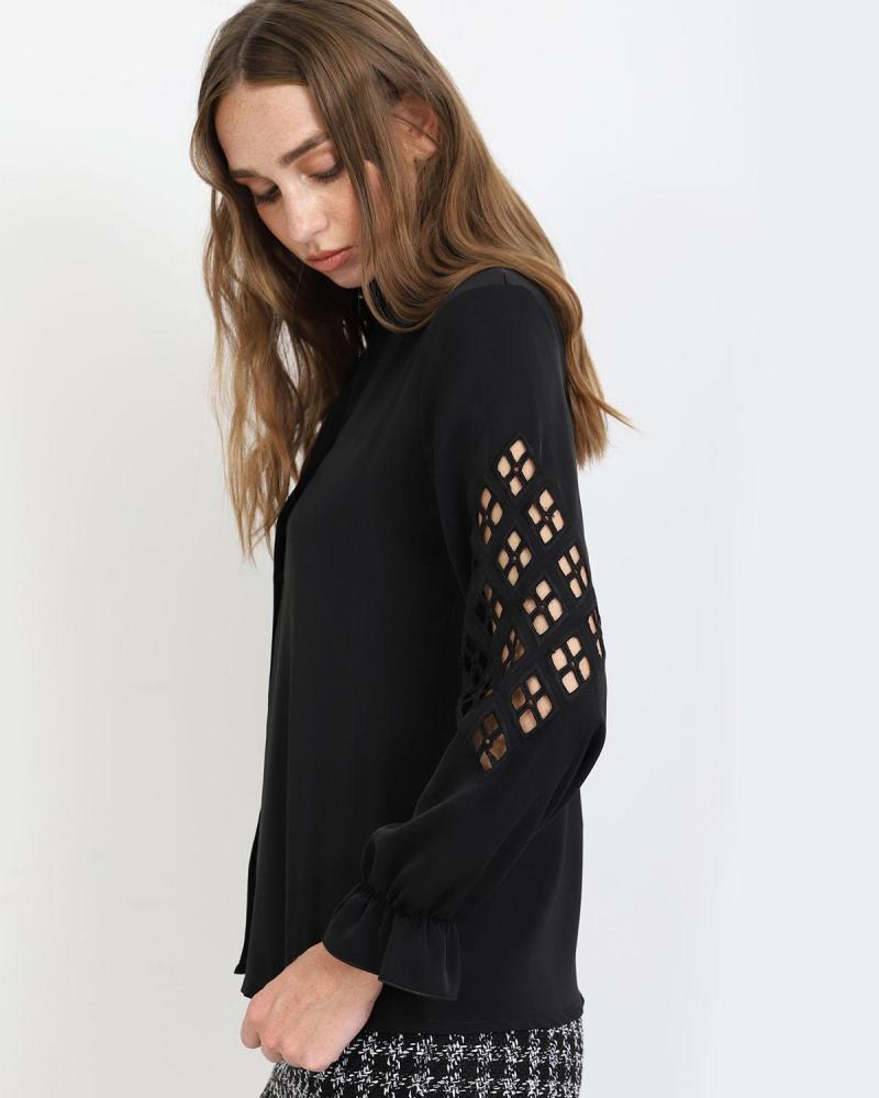 Schwarz hemd