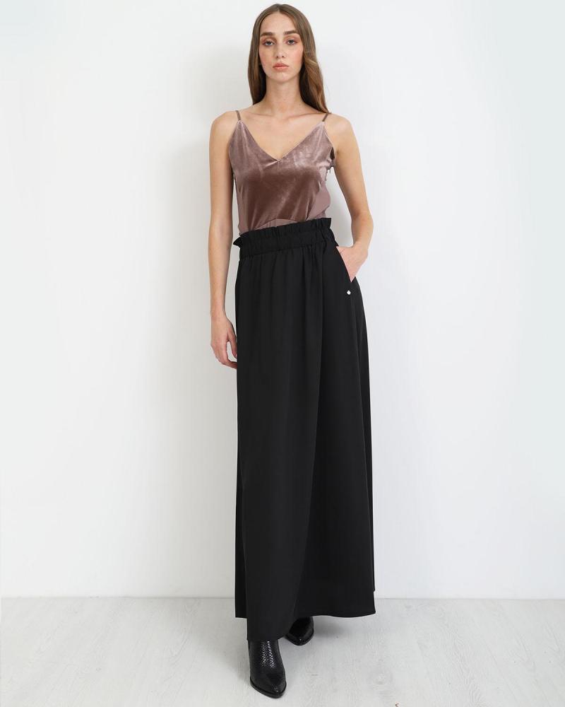 Μάξι φούστα μαύρο