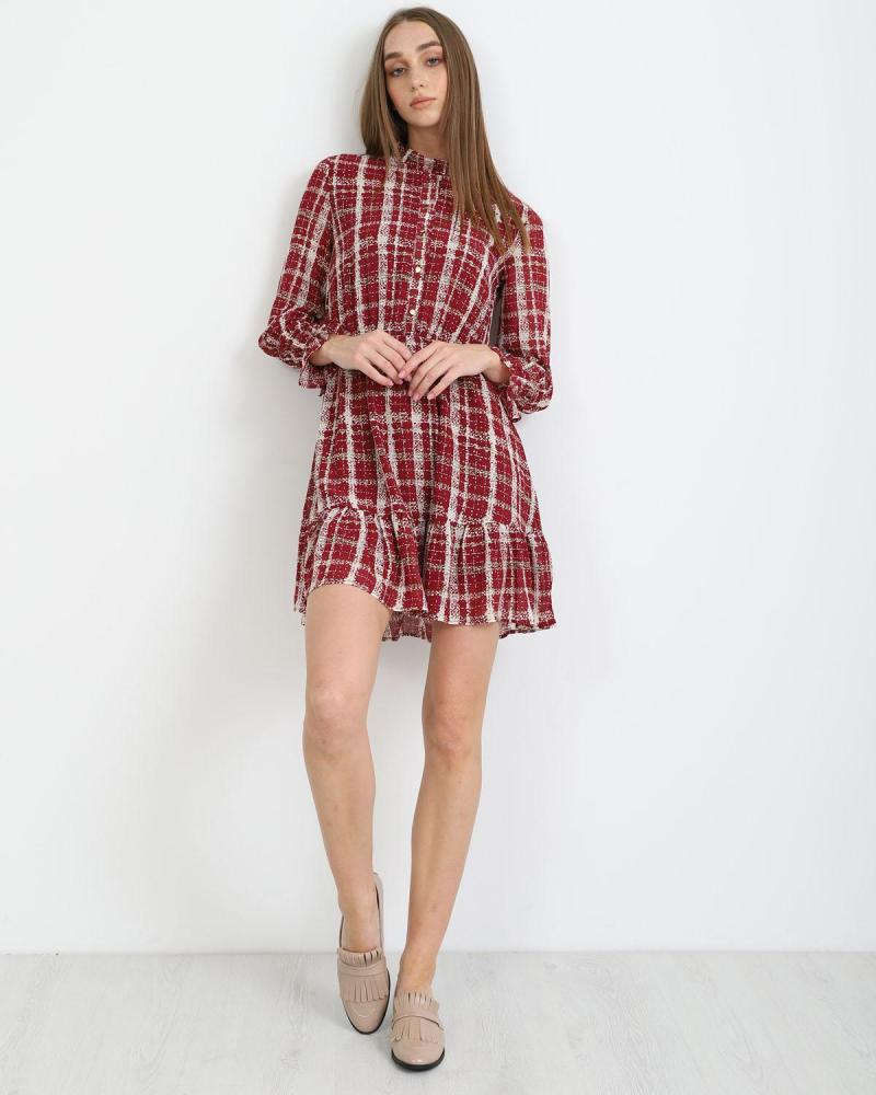Rot kleid