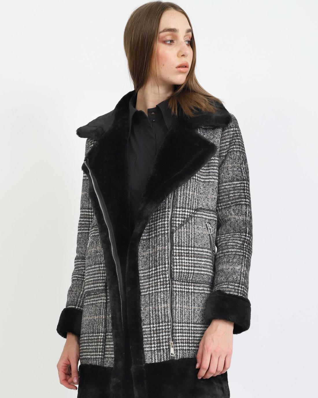Παλτό μαύρο
