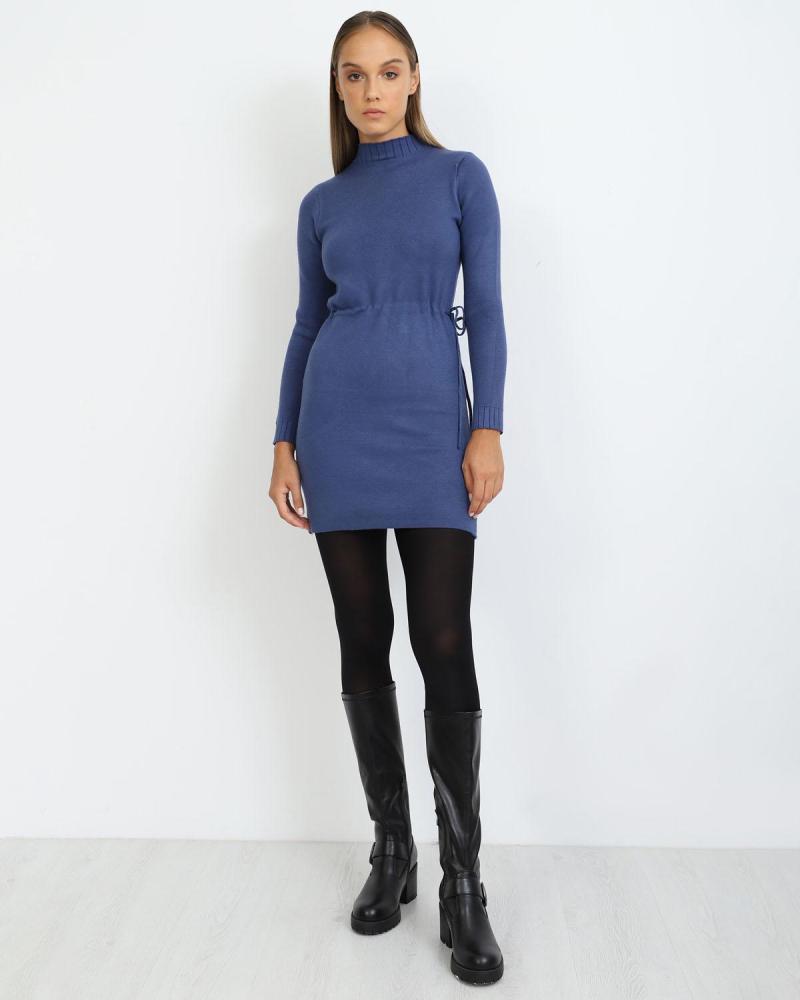 Μπλουζοφόρεμα μπλε