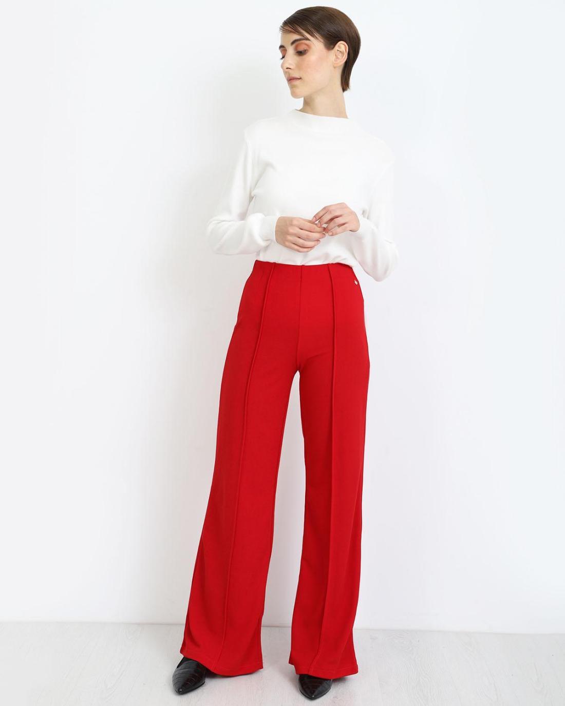 Παντελόνι κόκκινο