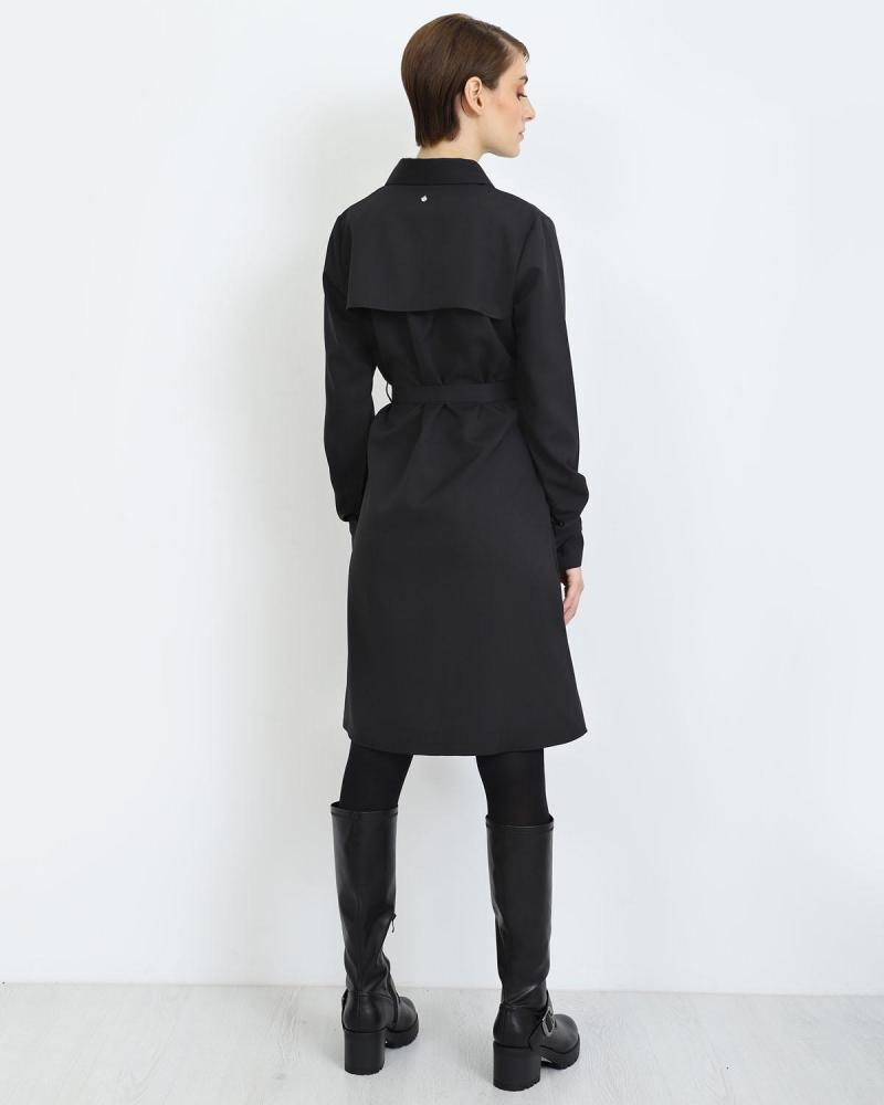 Schwarz kleid