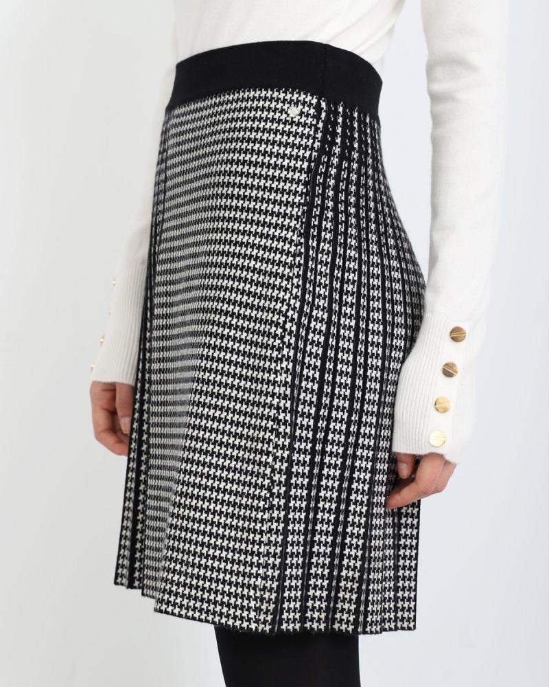 Μίνι φούστα μαύρο