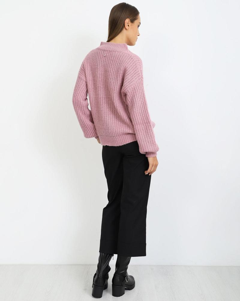 Πουλόβερ ροζ