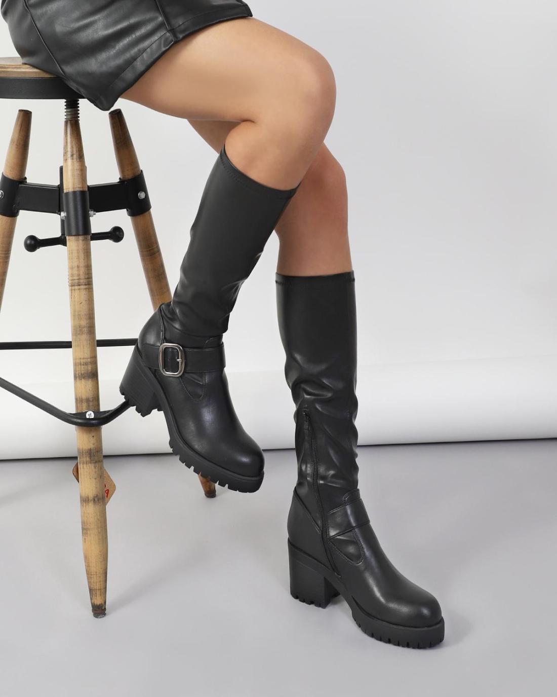 Μπότες μαύρες