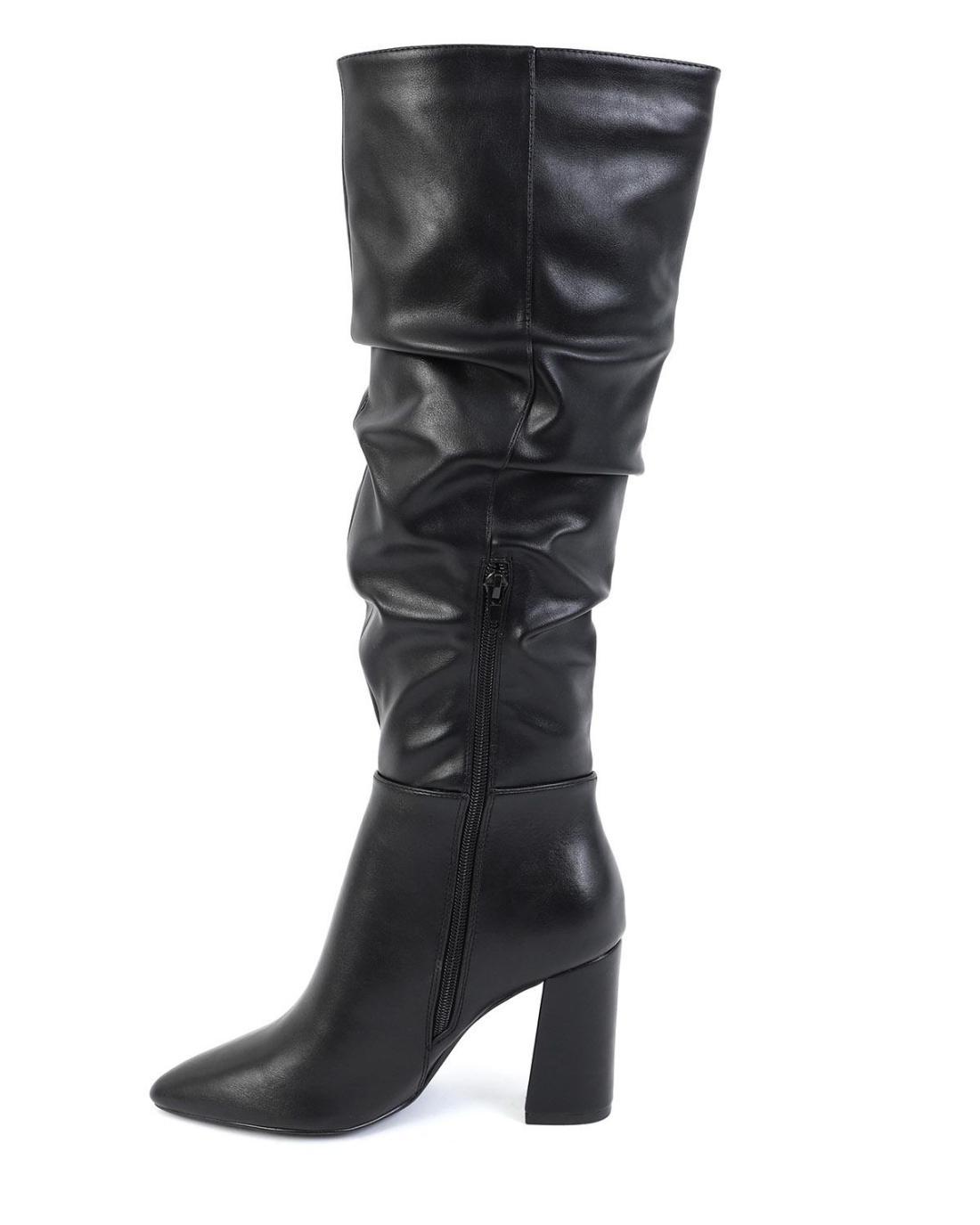 Schwarz stiefel