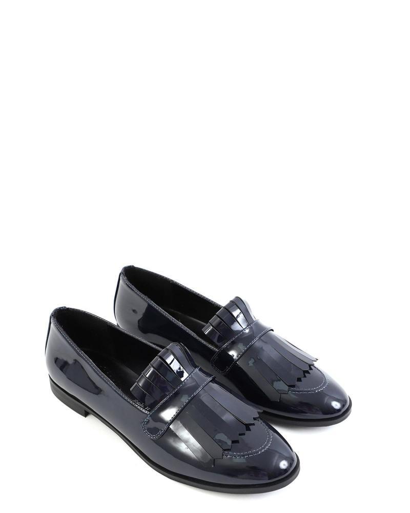 Loafers μπλε