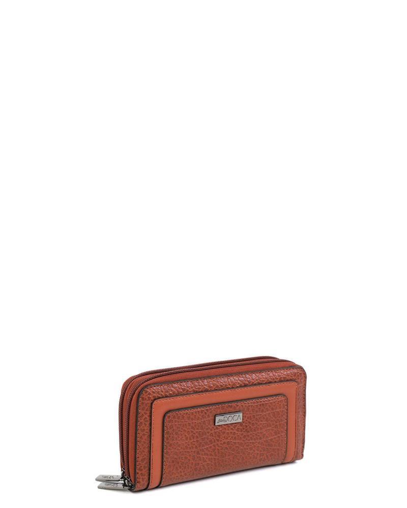 Braun portemonnaie