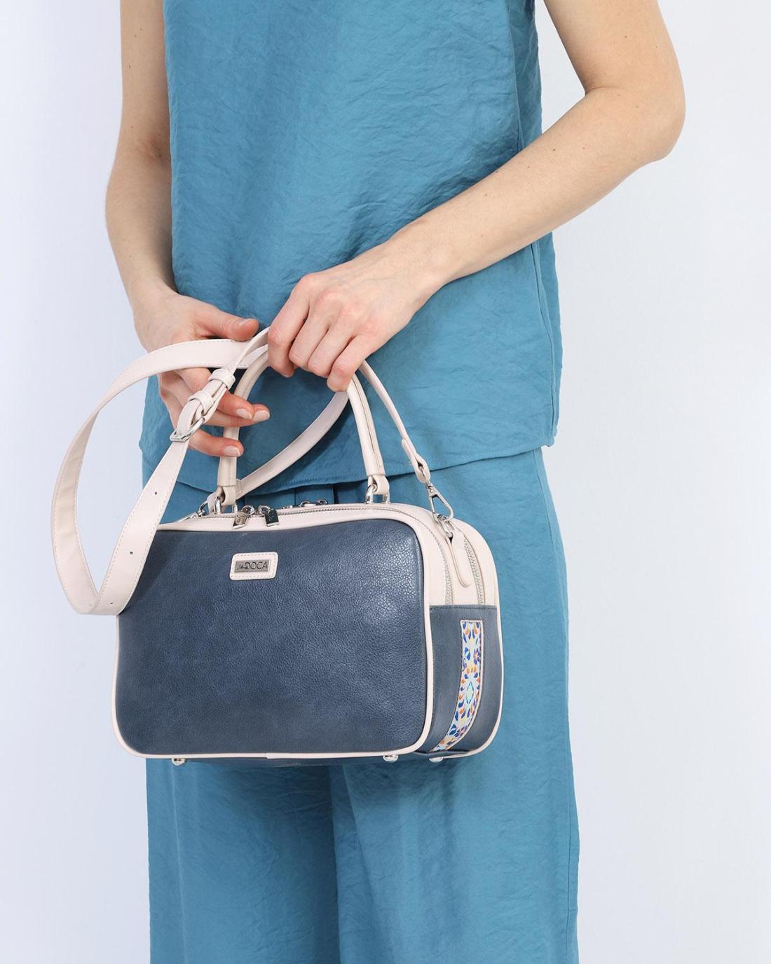 Orange handbag