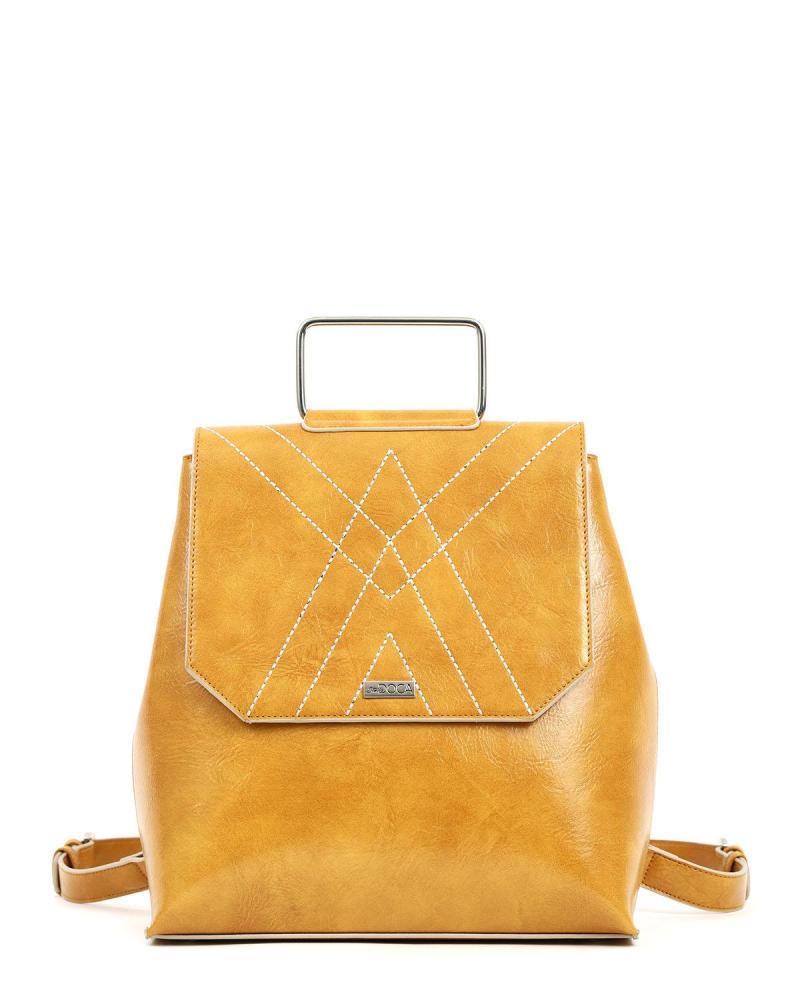 Gelbe rucksack