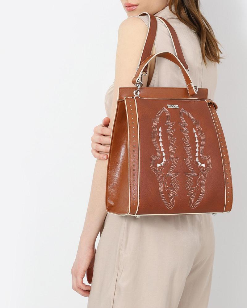Braun rucksack
