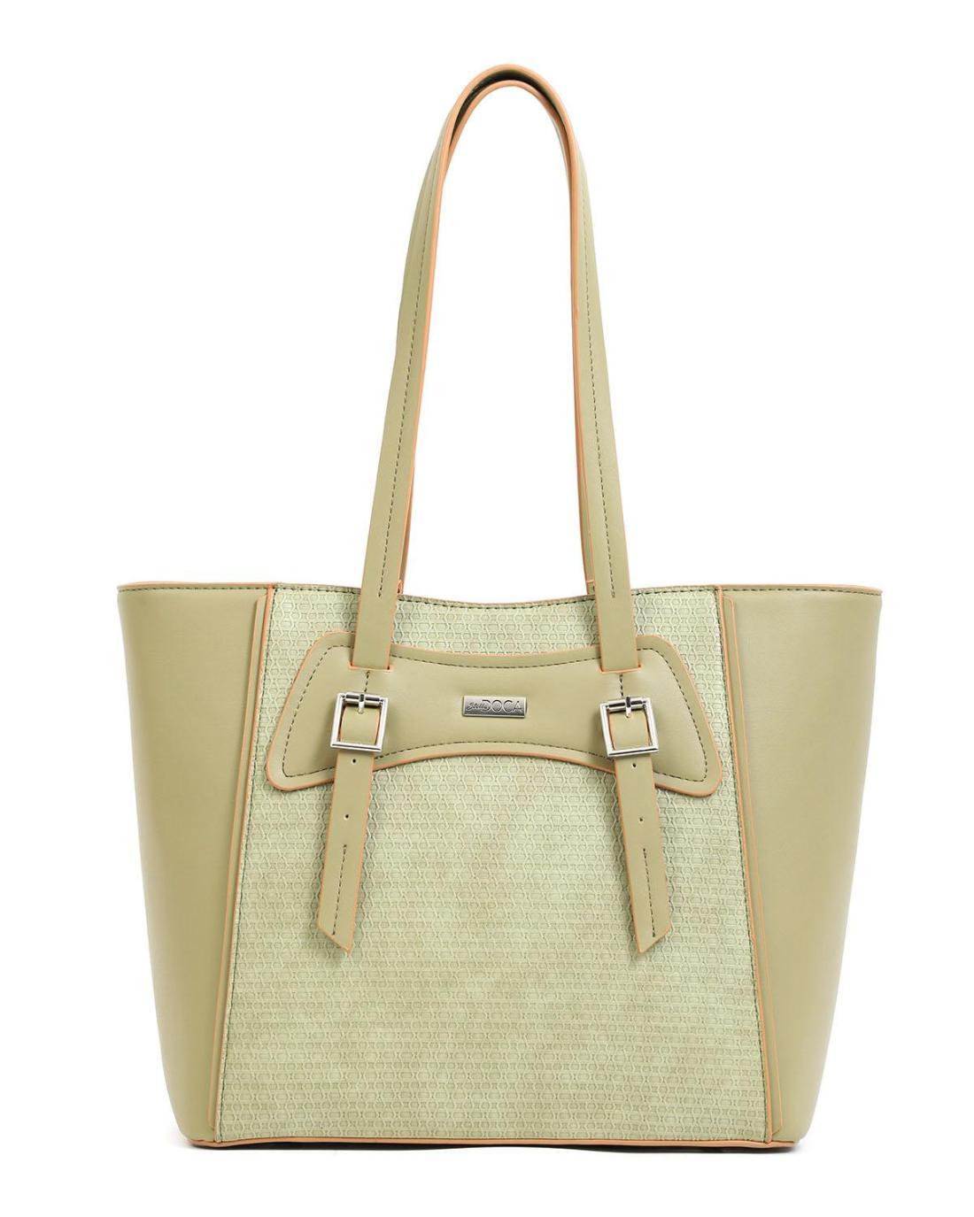 Καθημερινή τσάντα ώμου πράσινη