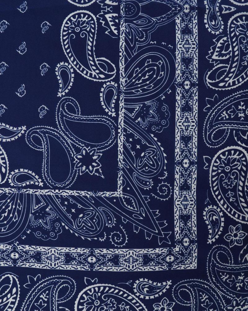 Blau foulard
