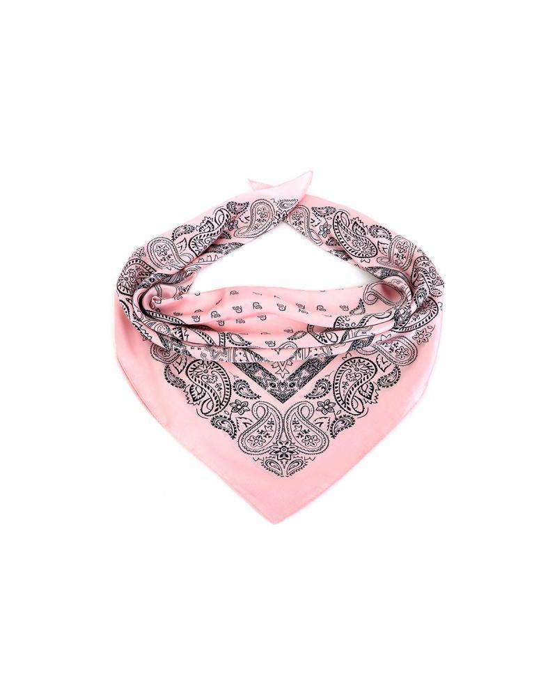 Rosa foulard
