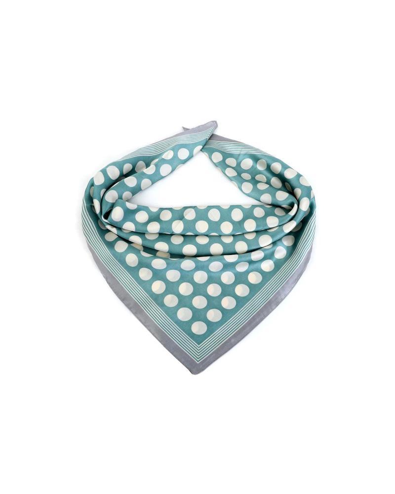 Grün foulard