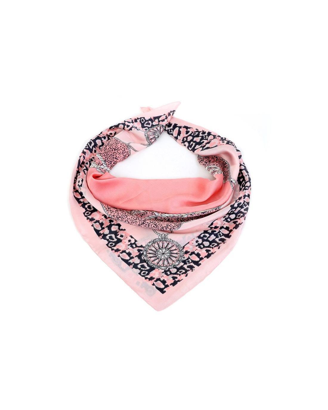 Φουλάρι ροζ