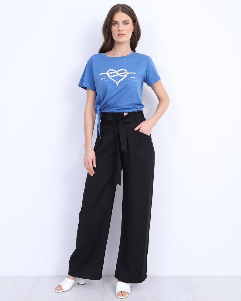 Μπλουζάκι t-shirt μπλε