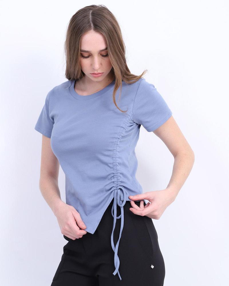 Μπλουζάκι t-shirt μπλε ανοιχτό