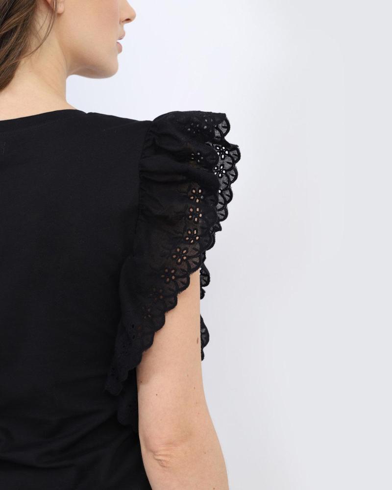 Μπλουζάκι t-shirt μαύρο