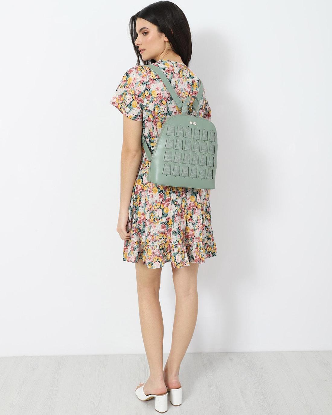 Μίνι φόρεμα πολύχρωμο