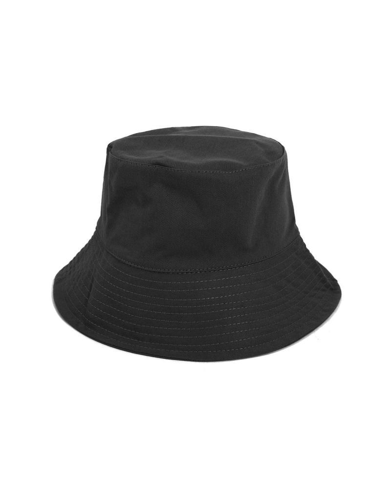 Καπέλο bucket μαύρο