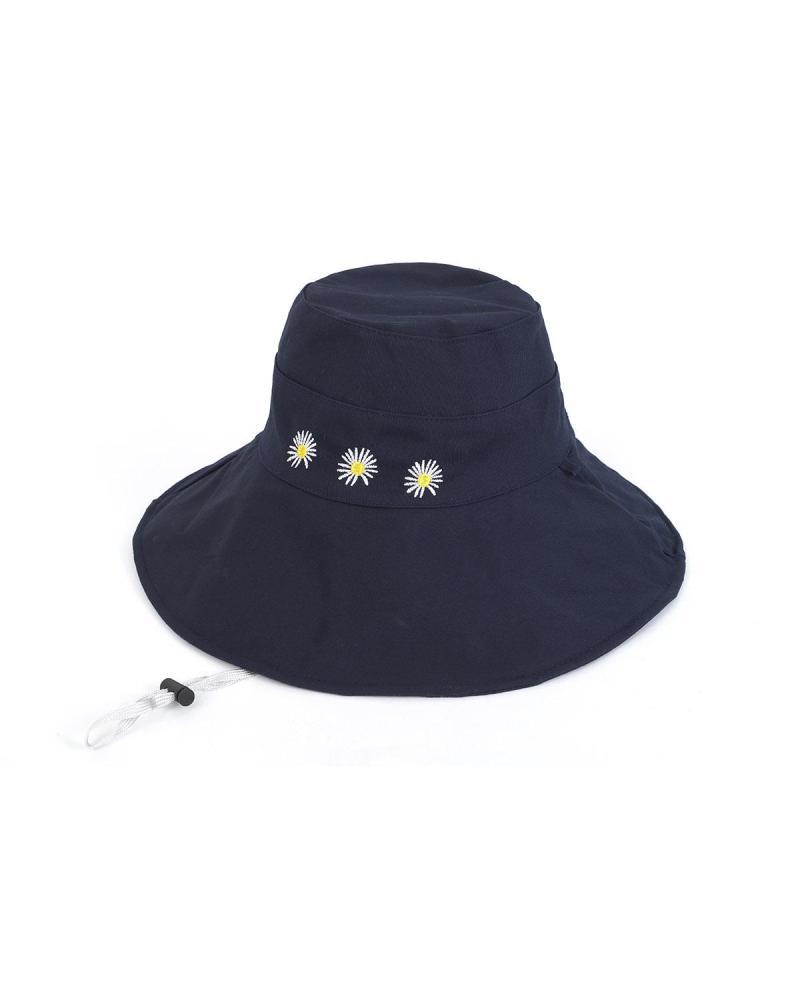 Καπέλο bucket μπλε