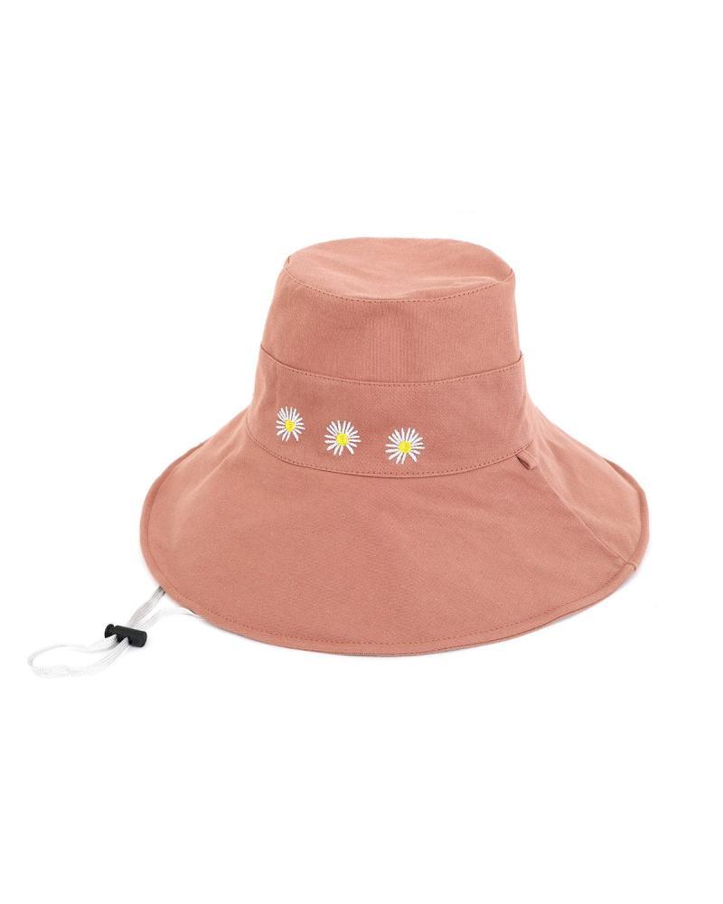 Καπέλο bucket ροζ