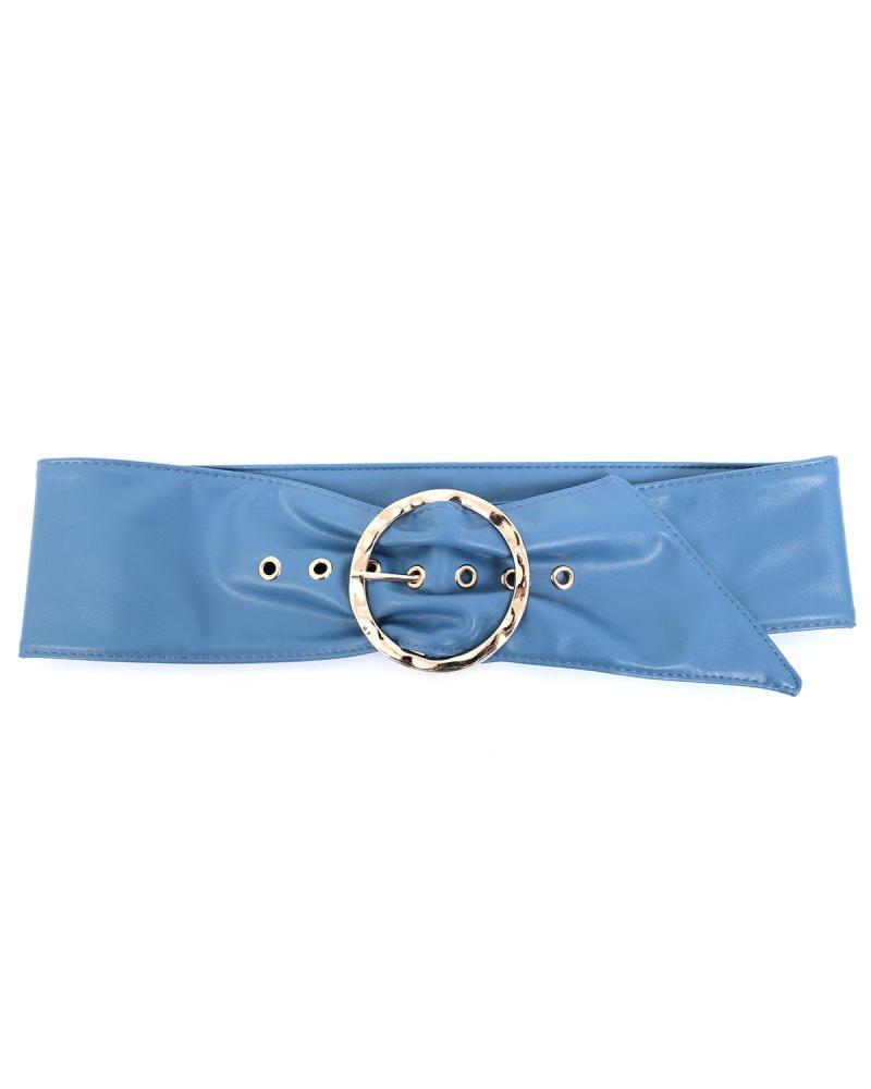 Light blue belt