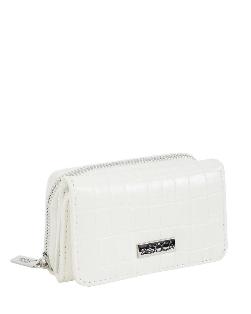 Weiß portemonnaie