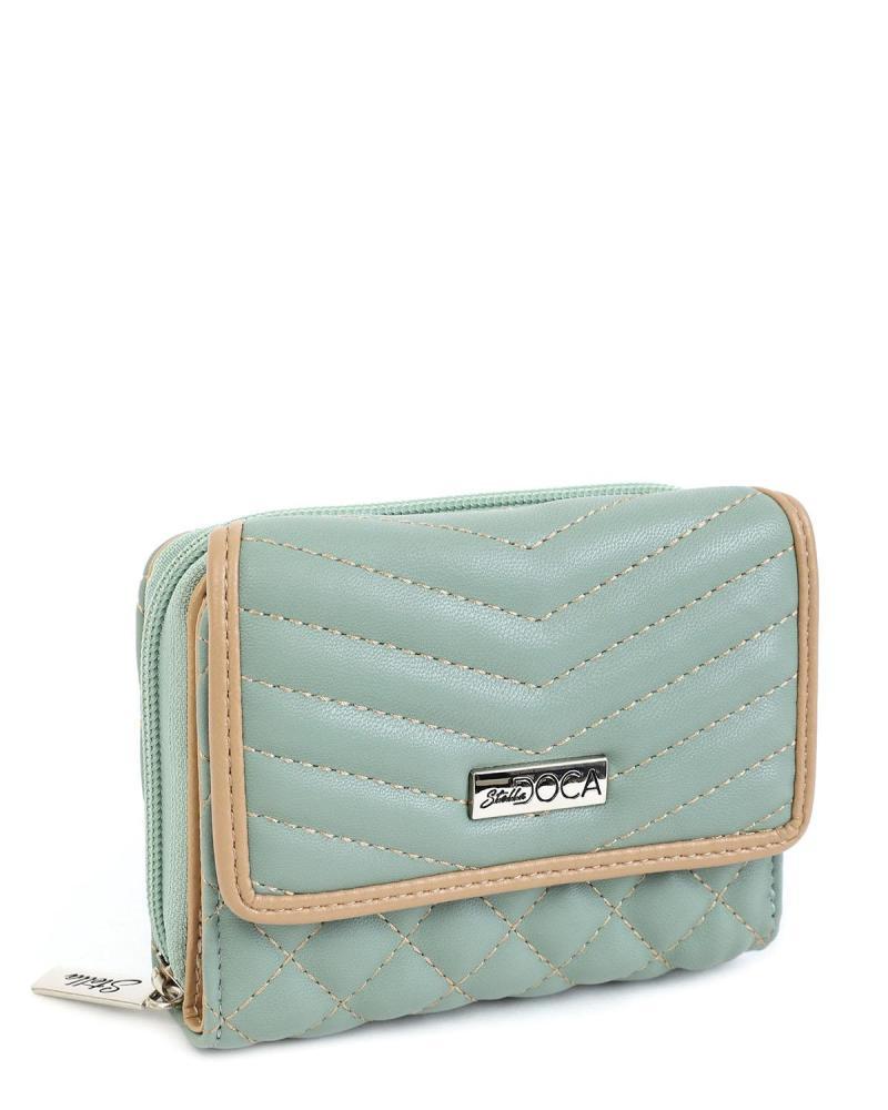 Minzgrün portemonnaie