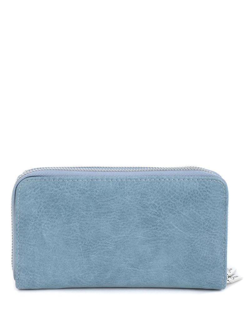 Πορτοφόλι γαλάζιο