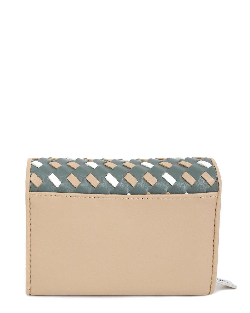 Grün portemonnaie