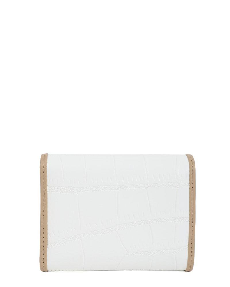 Πορτοφόλι άσπρο