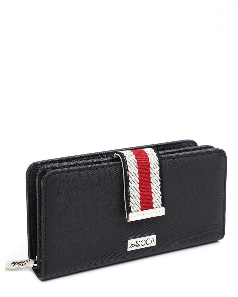 Schwartz portemonnaie