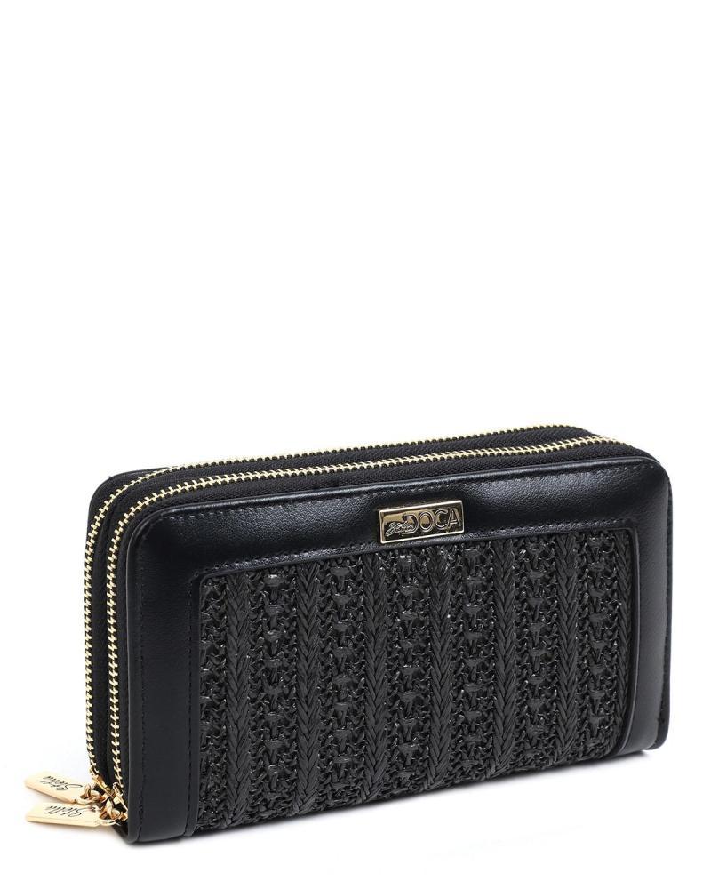 Schwarz portemonnaie