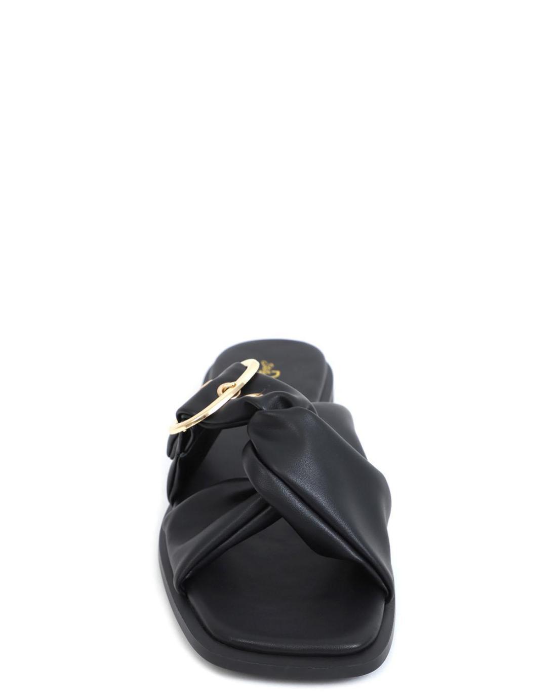 Σανδάλια μαύρα